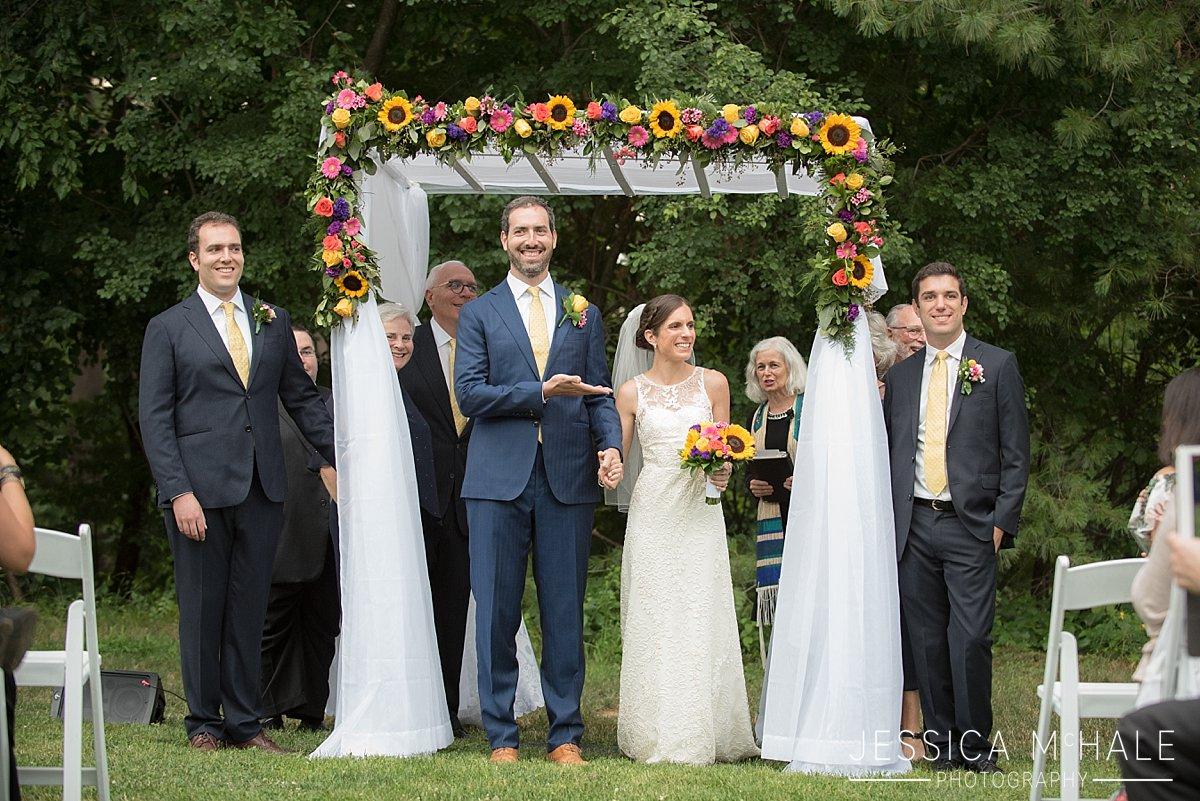 warren conference center jewish wedding