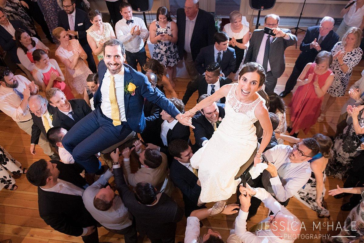 horah warren conference center wedding
