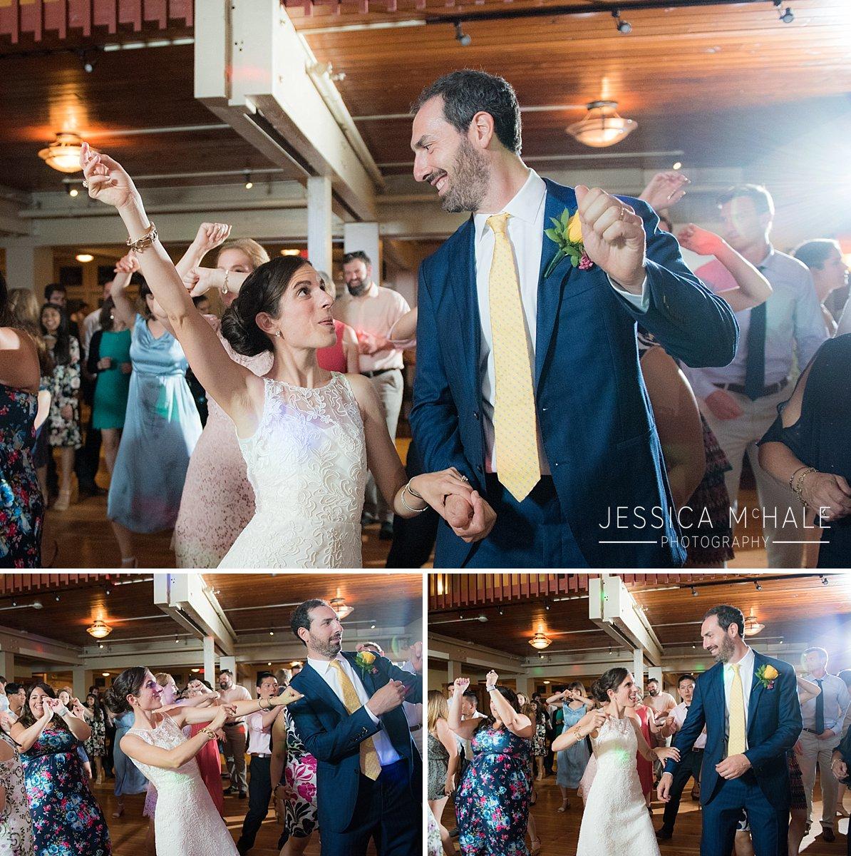 warren conference center wedding reception