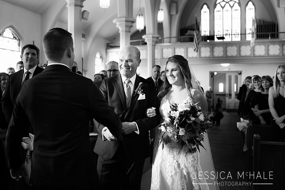medway ma church wedding father of the bride