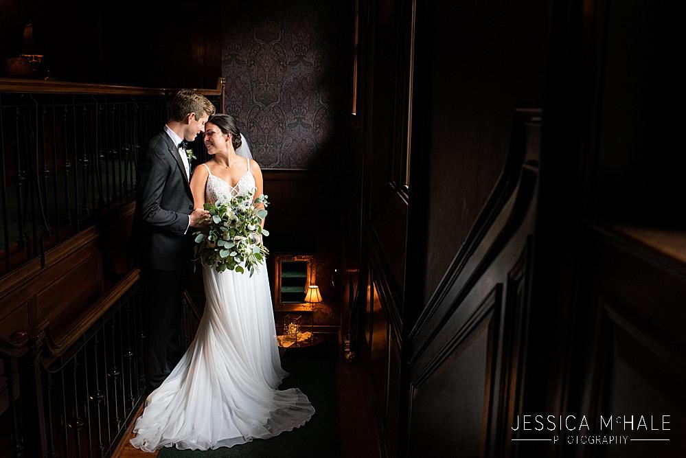 lord thompson manor wedding  bride and groom
