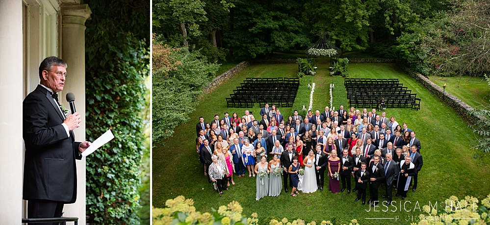 lord thompson manor wedding guests