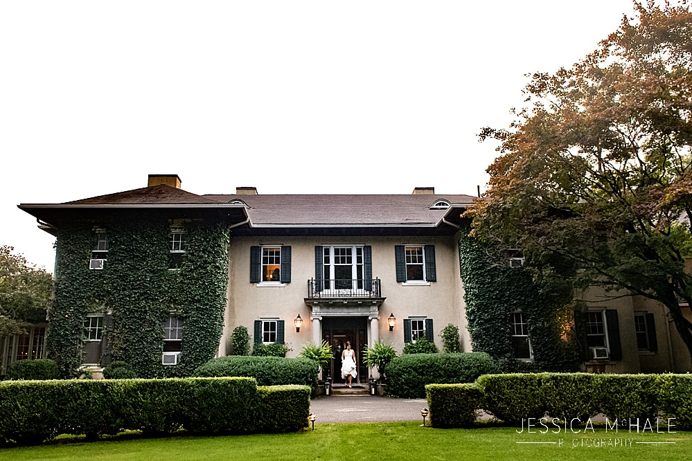 lord thompson manor wedding  exterior